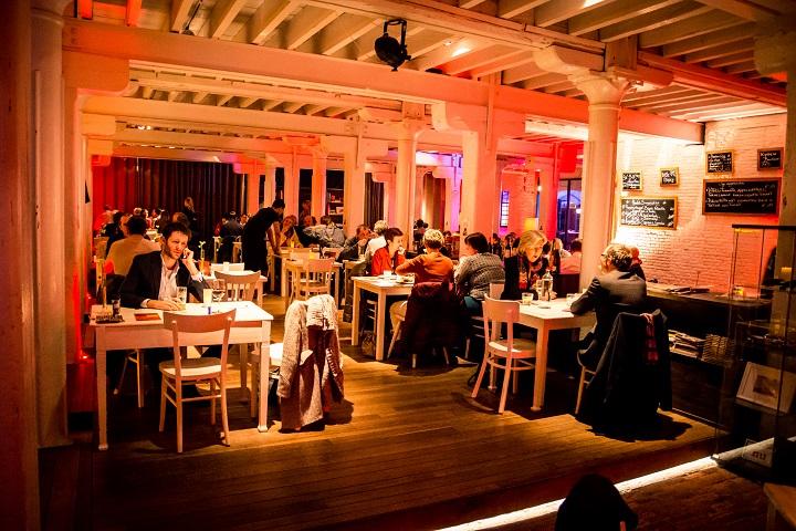 Restaurant, Antwerp ©Felix Pakhuis