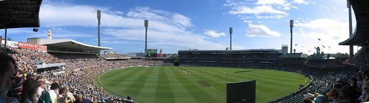 Sydney Cricket Ground SCG panorama ©Mathew F / Flickr