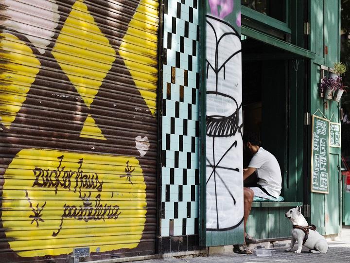 Taranna, Barcelona, Spain.