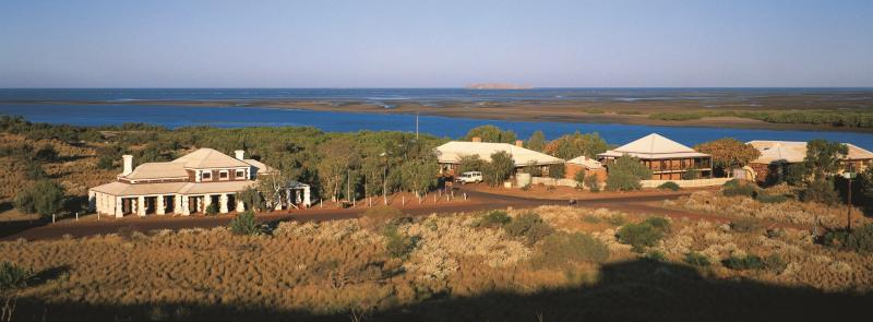 Cossack ex mining town in the Pilbara
