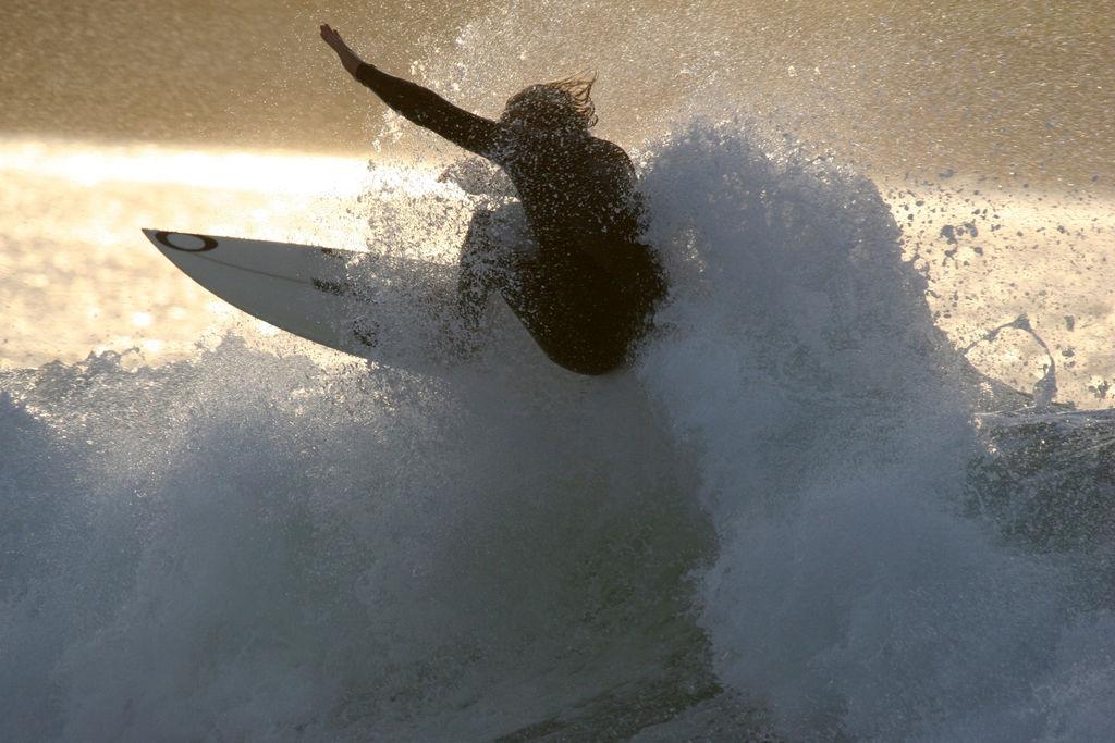 Surfer, Easkey, Co. Sligo