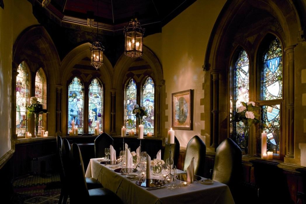 Ettington Park Hotel Restaurant