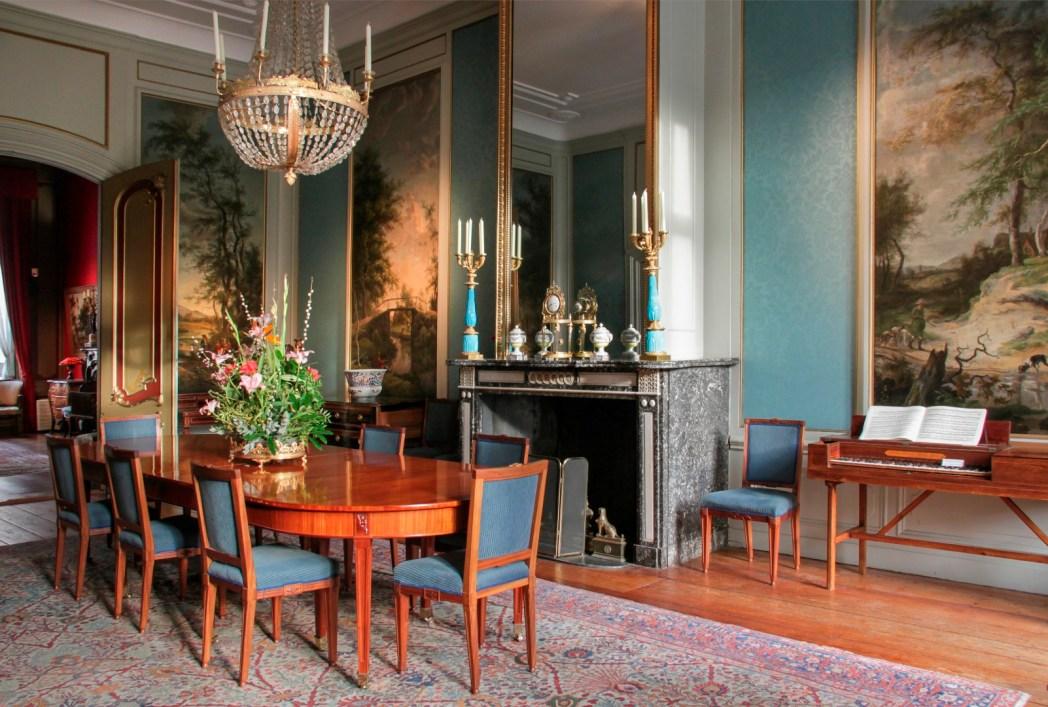 Interior at Geelvinck Hinlopen Huis, Amsterdam
