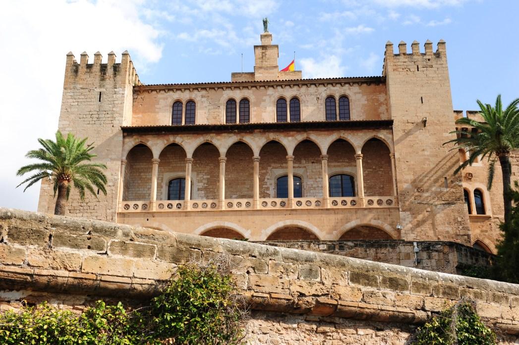 La Almudaina Palace, Palma de Mallorca