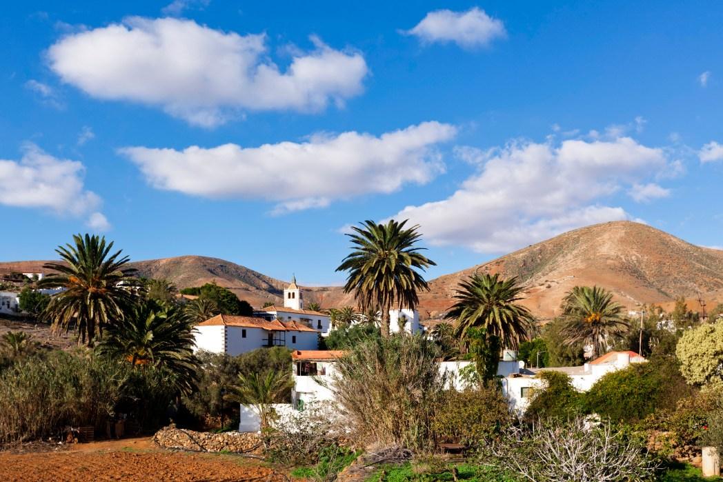 Fuerteventura rural village