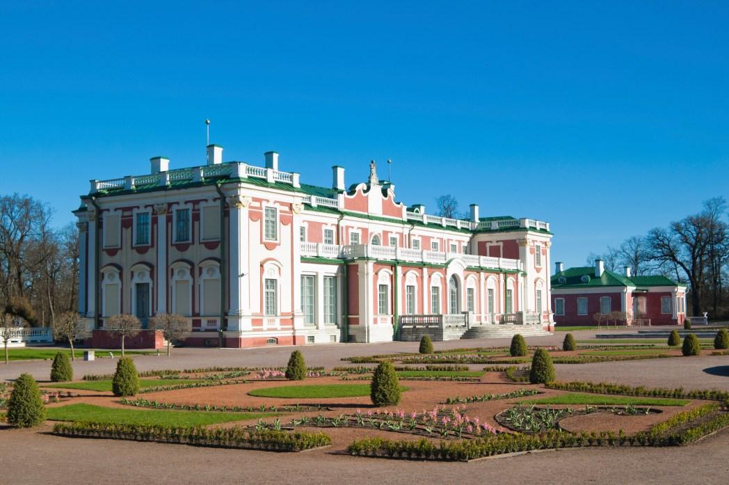 Kadriorg Palace, Tallinn