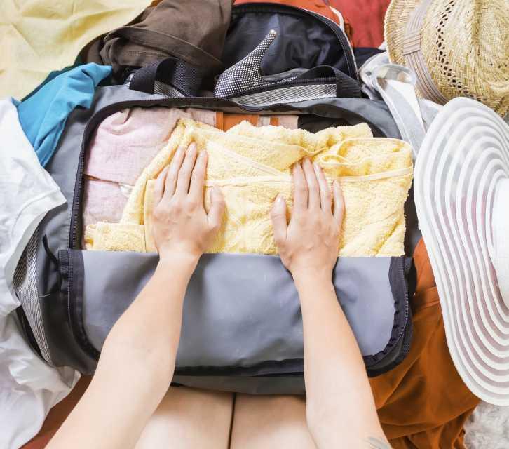 Packing tips for Germanwings