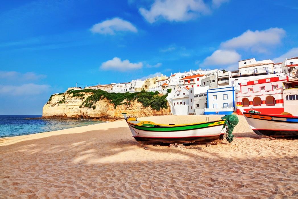 Carvoeiro, Portugal