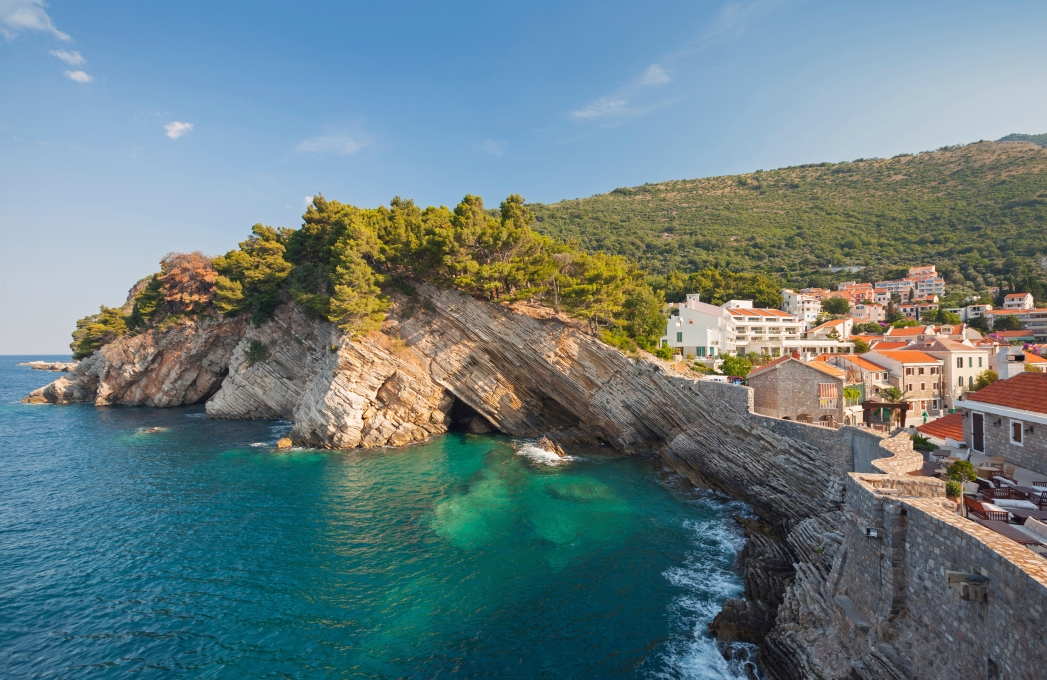Smallest countries in Europe, Montenegro