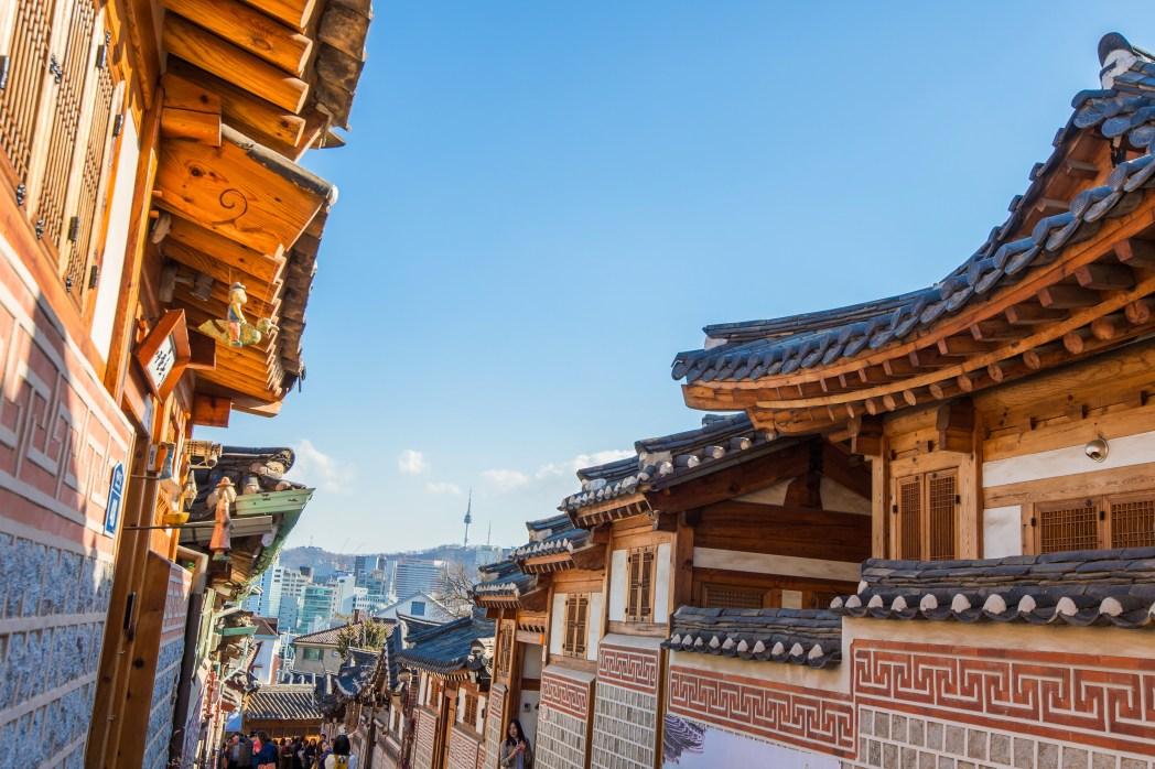 Hanok architecture, Seoul