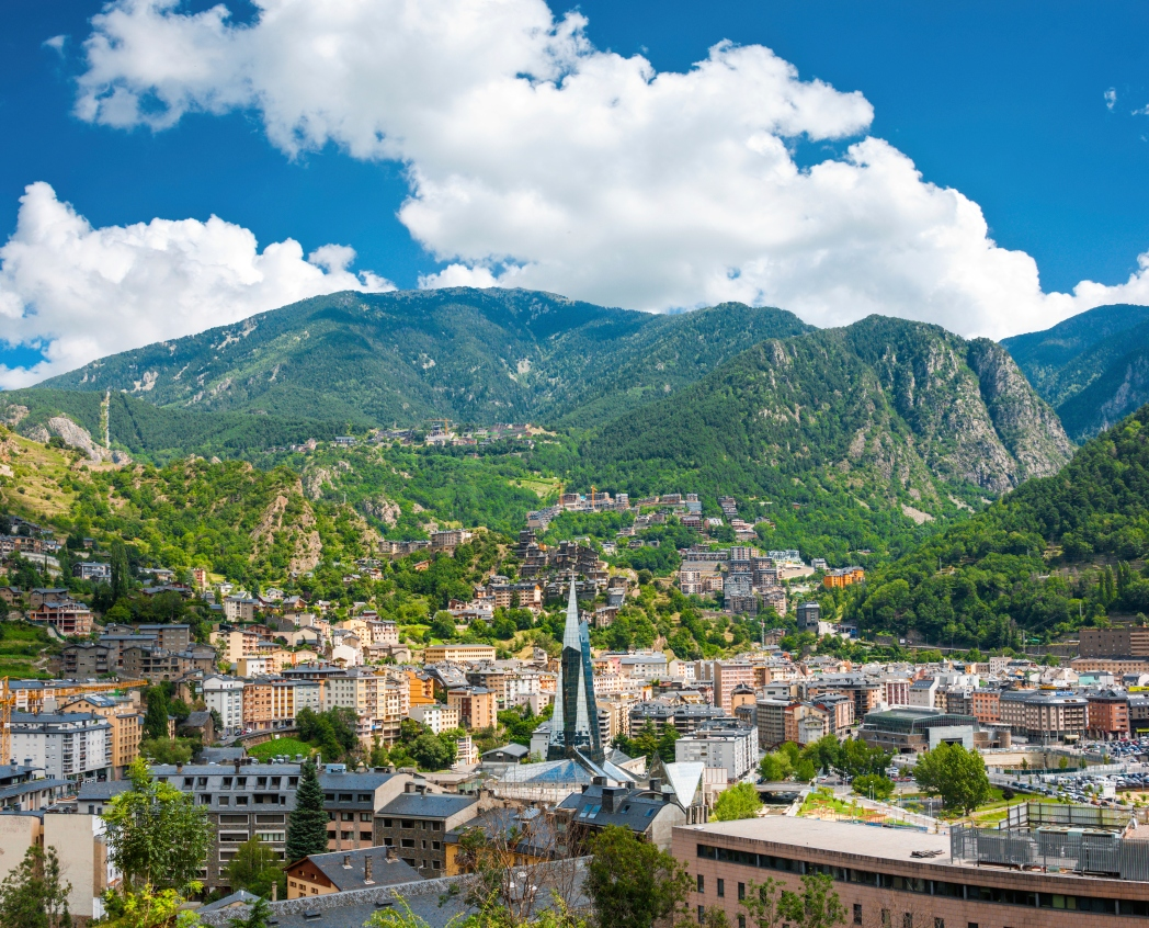 Pint-sized perfection: 10 of the smallest countries in