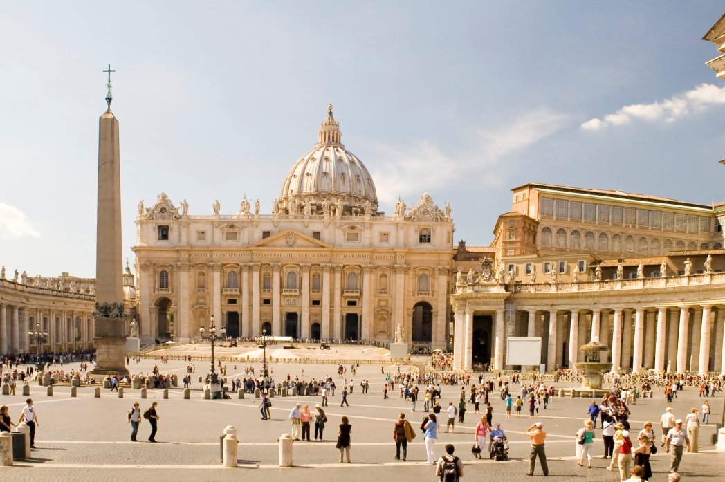 Smallest countries in Europe, Vatican City