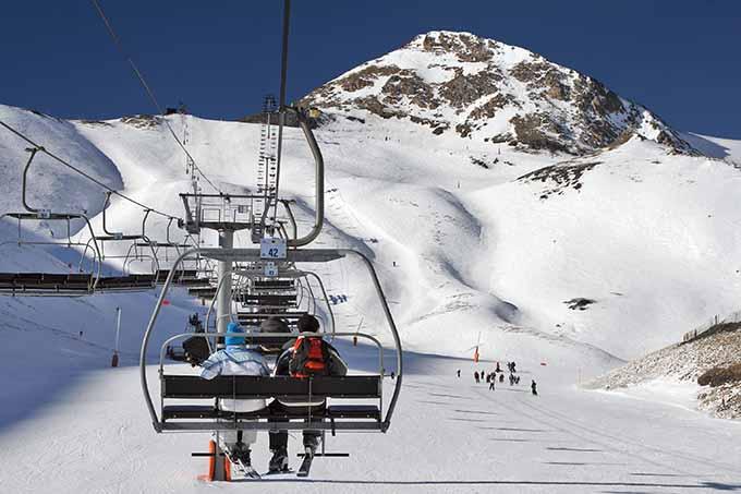 Early Snow: ten ski resorts for early season skiing ...