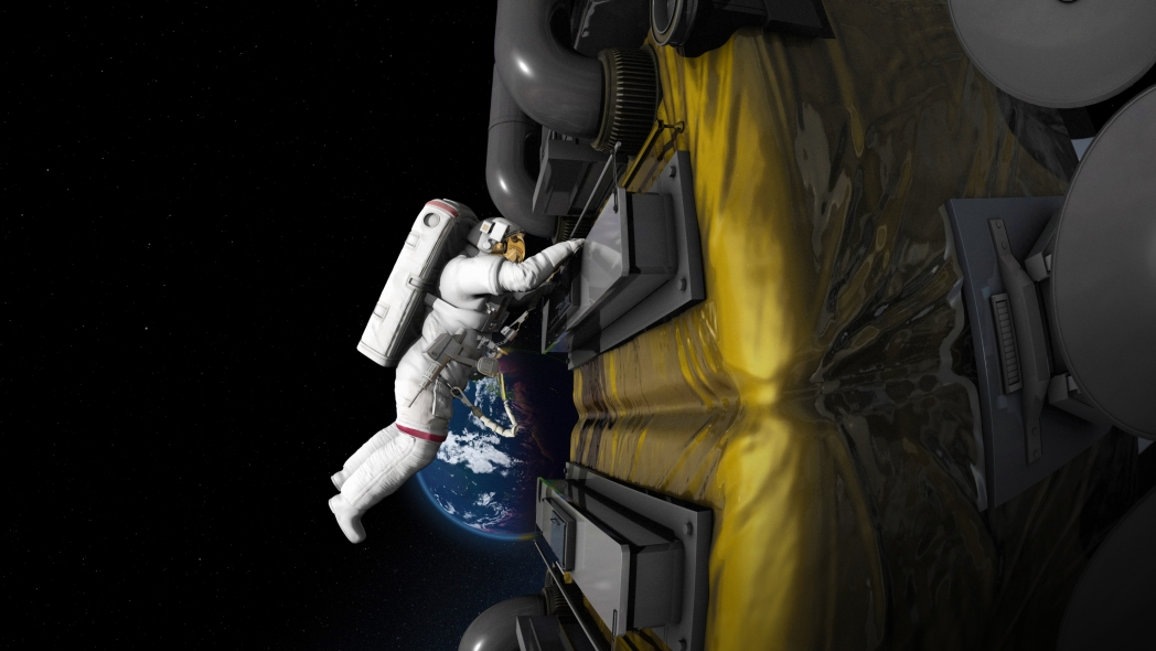 The film Asteroid: Mission Extreme takes viewers into space