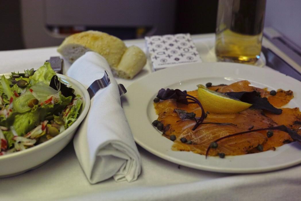 BA club meal
