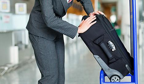 fit bag airport