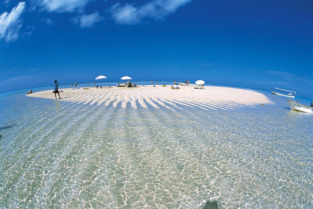 Yurigahama Beach, Japan