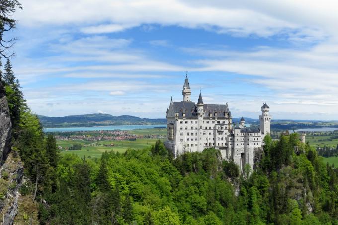 Schloß Neuschwanstein © Becks/Flickr