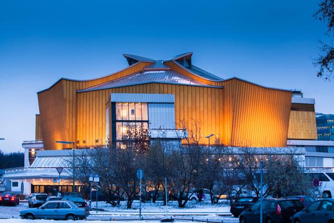 Berlin Philharmonic, Axel Lauer / Shutterstock.com