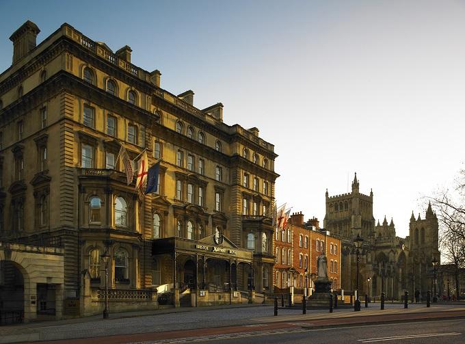Bristol Royal Hotel ©VisitEngland/VisitBristol