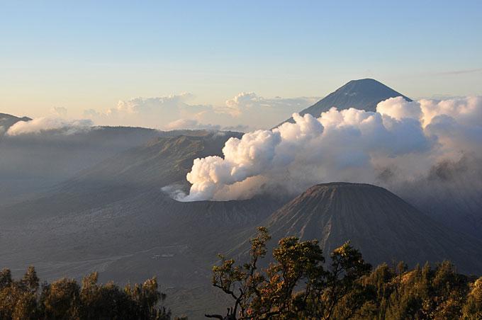Mt. Bromo volcano, East Java, Indonesia