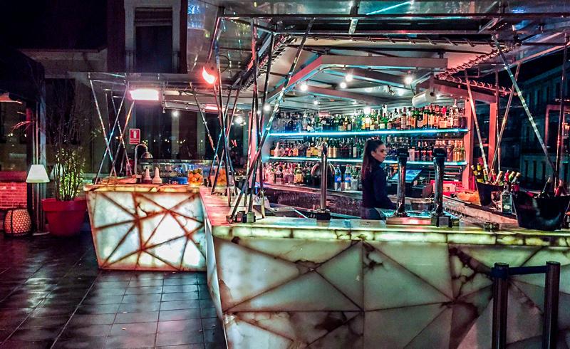 Enjoy discount drinks at San Anton rooftop bar