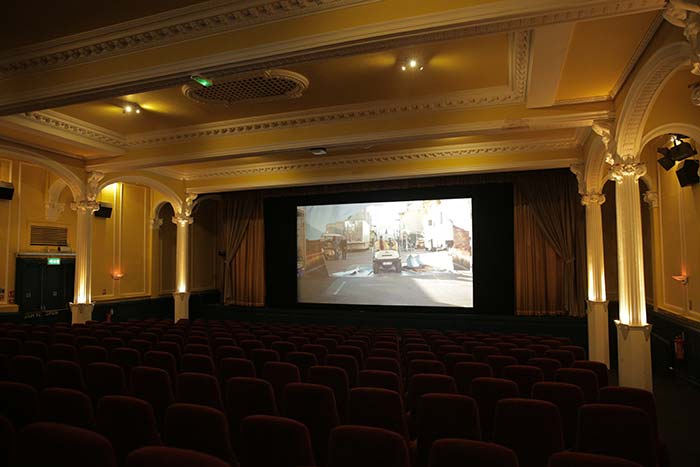 The coolest cinema in Edinburgh, and Tarantino's fave!
