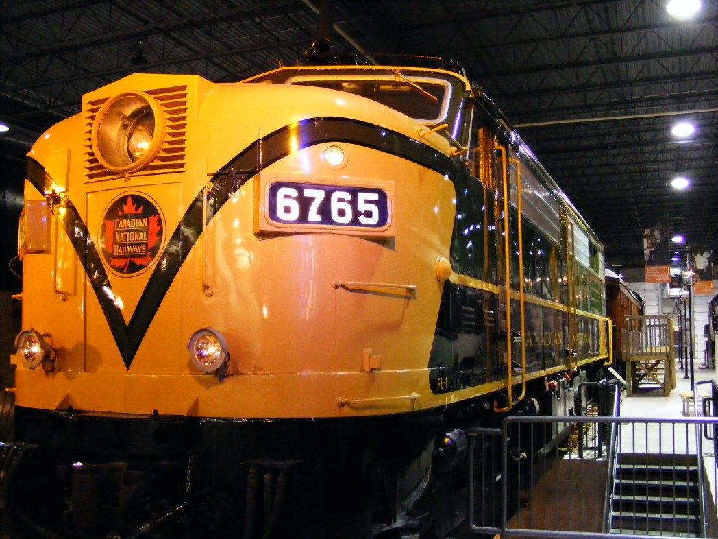 Canada Railway Museum