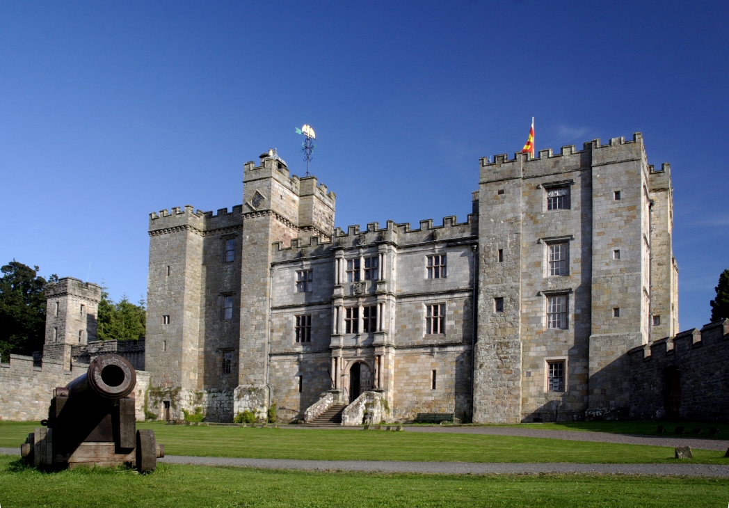 Looking for haunted hotels in the UK? Check into Chillingham!