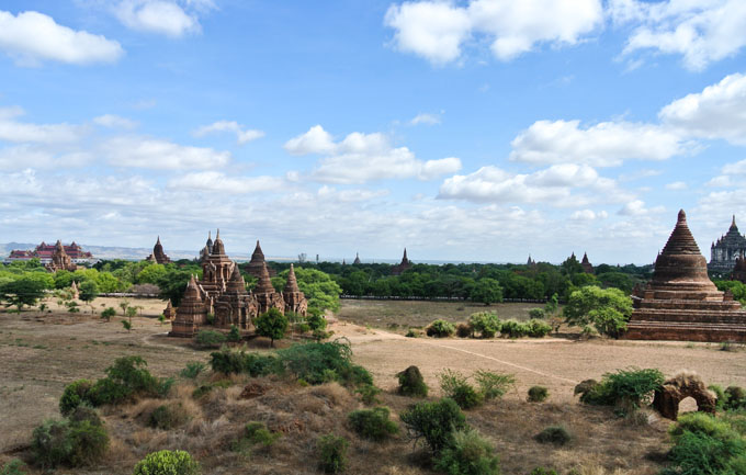 Temples of Bagan ©Catherine McGloin