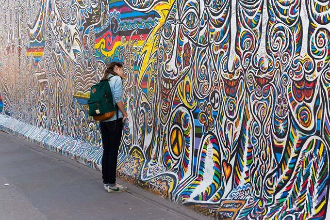 East Side Gallery Berlin germany © Semmick Photo / Shutterstock