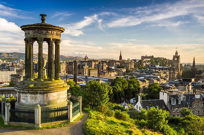 10 beautiful places to visit in Edinburgh | Skyscanner's