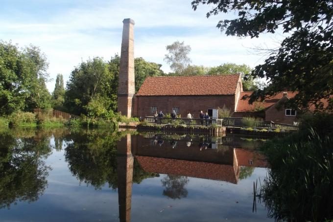 Sarehole Mill © Elliott Brown/Flickr