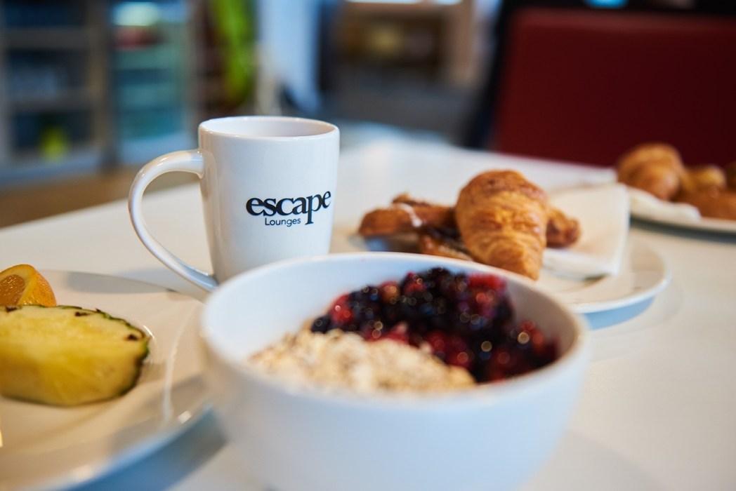 Escape Lounge, Manchester Airport