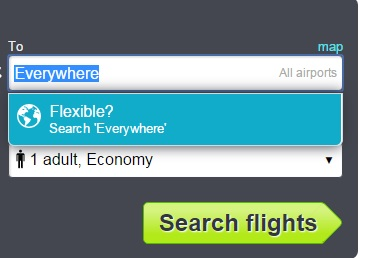 Everywhere search