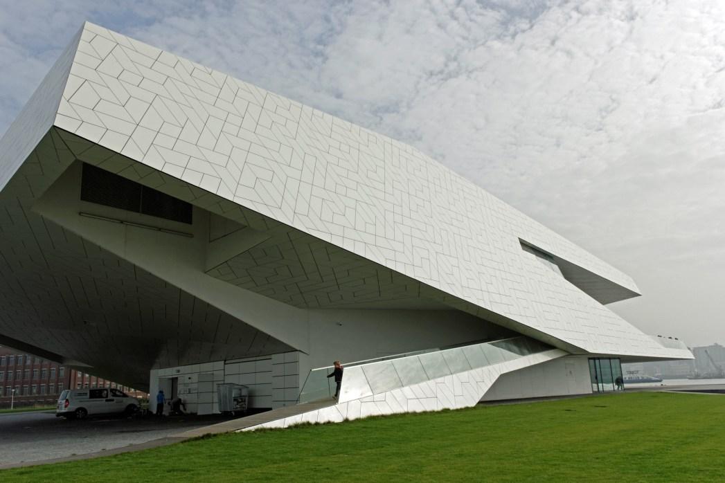 EYE-film museum, Amsterdam