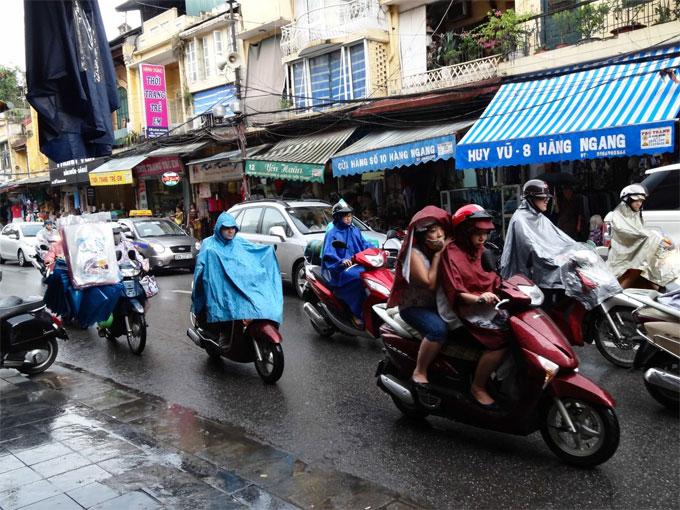 Hanoi, Vietnam © Catherine McGloin
