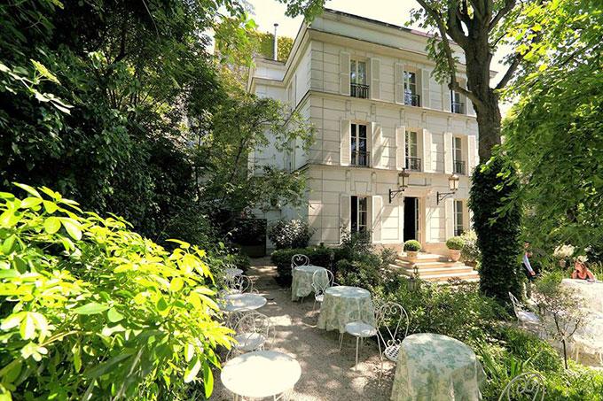 Hôtel Particulier Montmartre - Paris