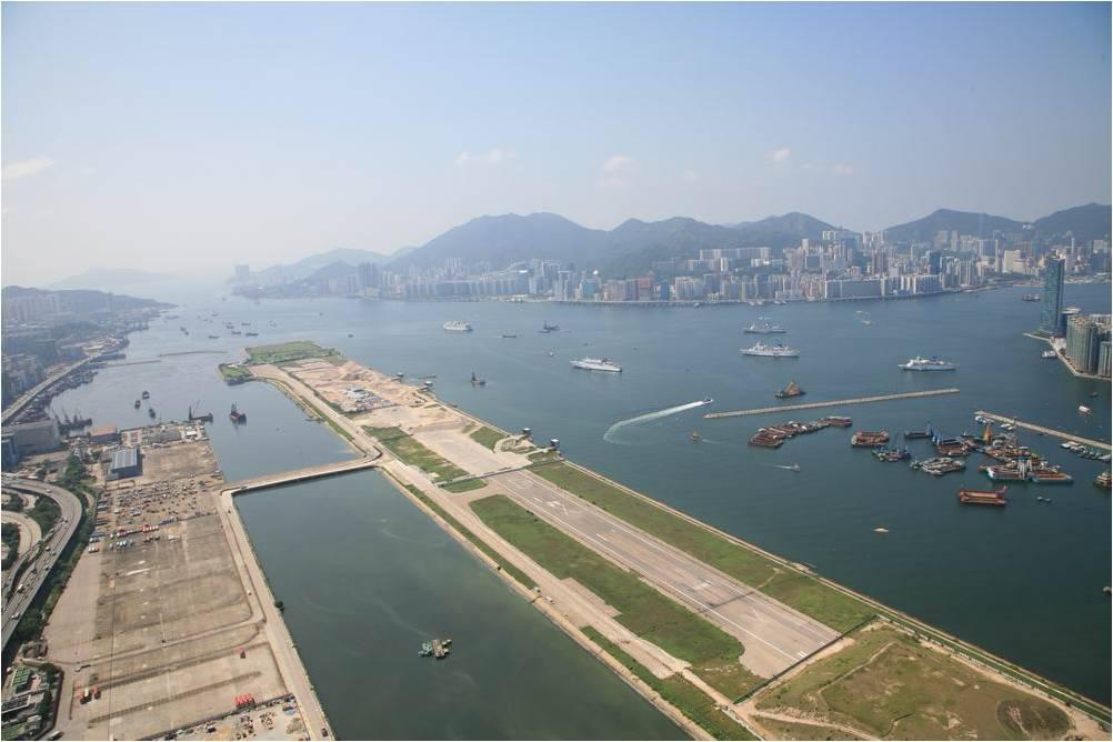 Abandoned airports in Hong Kong