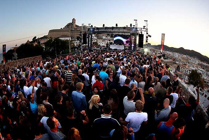 IMS Ibiza, Dalt Villa