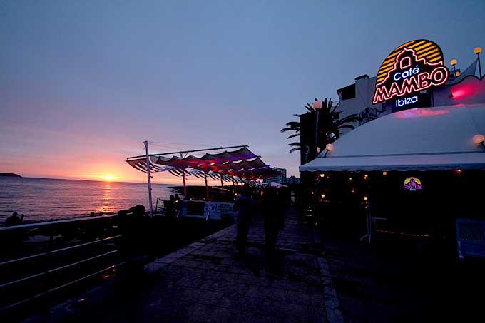 Café Mambo, Ibiza