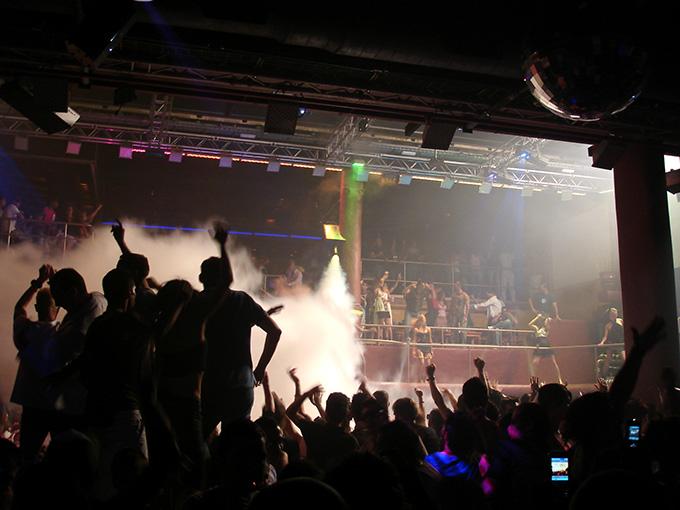 Amnesia club, Ibiza
