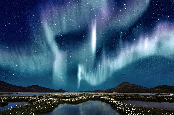 Aurora Borealis, Reykjavik