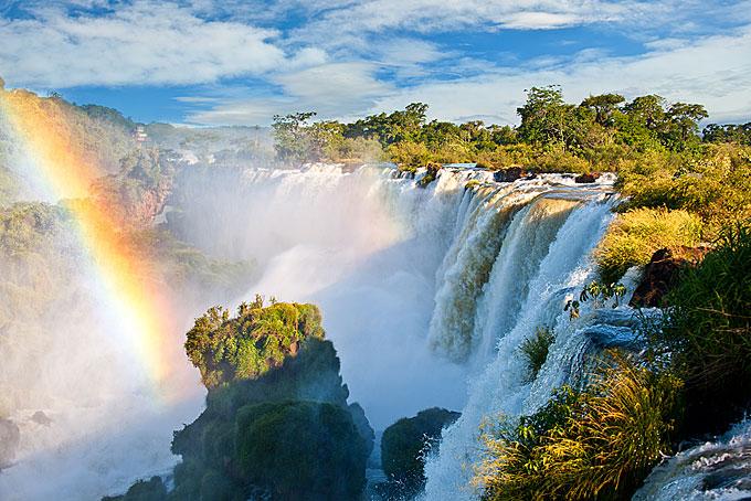 places america amazing south iguazu falls brazil rio travel skyscanner praia janeiro vermelha die before