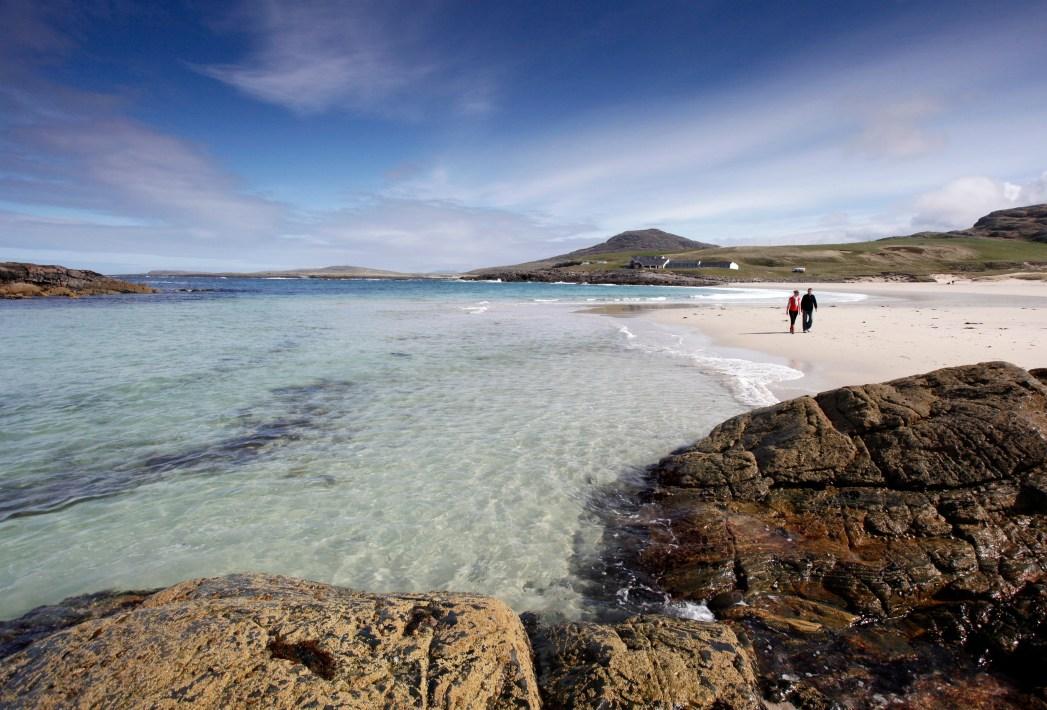 Tangasdale Beach, Isle of Barra, Scotland