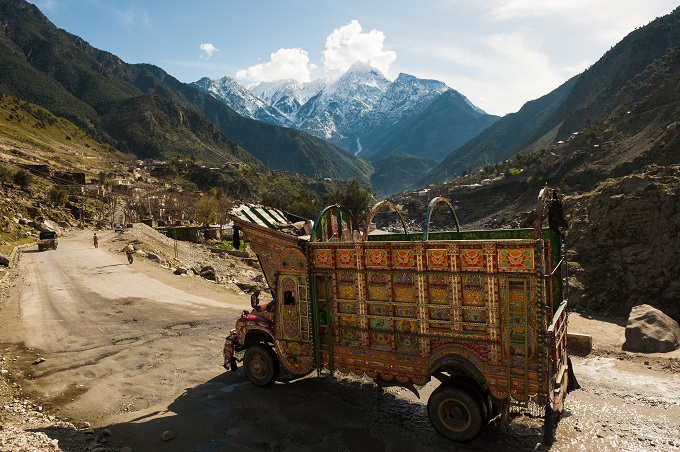 china to pakistan