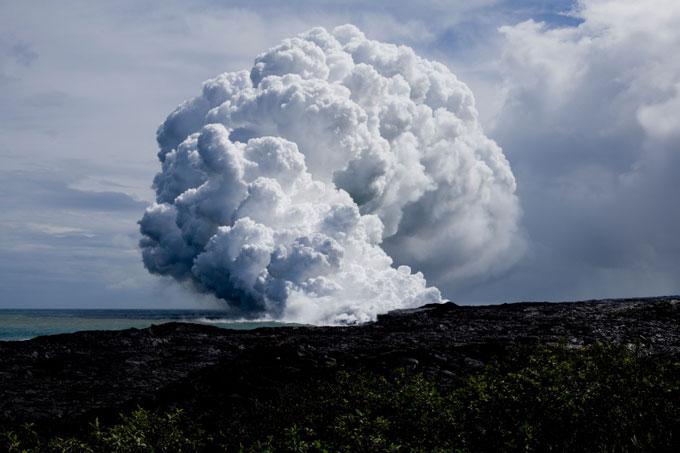 Mt. Kilauea, Hawaii