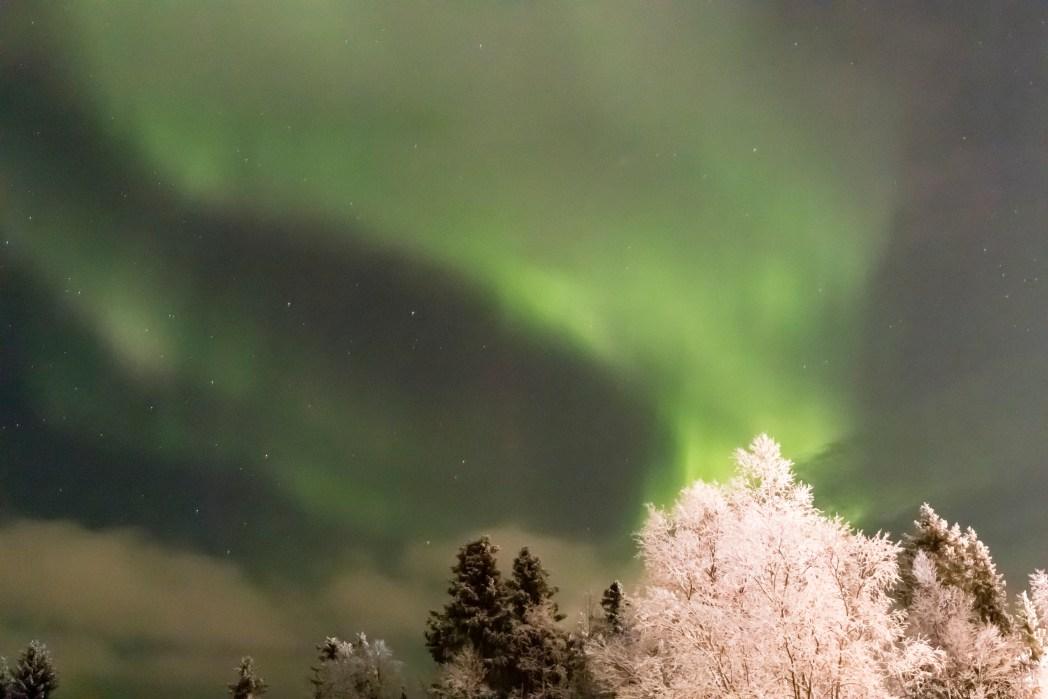 Kiruna Northern Lights, Sweden