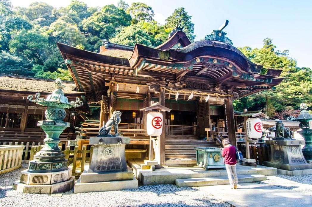 Kotohira Shrine Japan