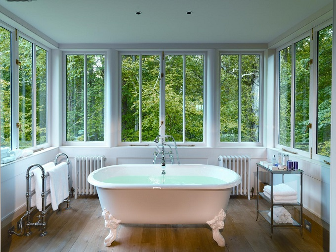 Lime Wood Hotel, New Forest ©VisitEngland